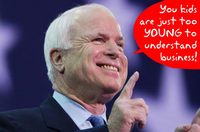 McCain Slows Broadband